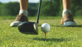 Golf is a simple game and so is business