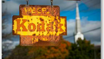 Is your brand developing a kodak moment?
