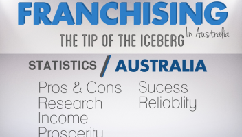Becoming a franchisee: the tip of the iceberg In australia's business world