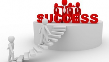 Success steps - your business coach will show you how