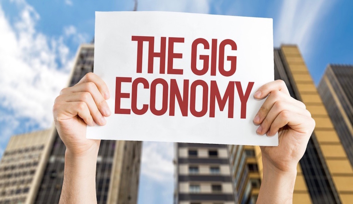 Building Wealth In The Gig Economy