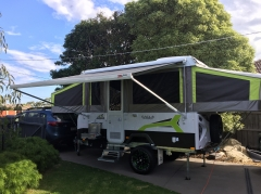 Bunyip Camper Trailer & Accessory Hire