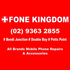 iPhone repairs Rose Bay – fonekingdom.com.au