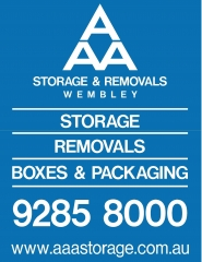 AAA Storage and Removals Wembley