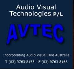 Audio Visual Technologies P/LRowville, VIC 3178