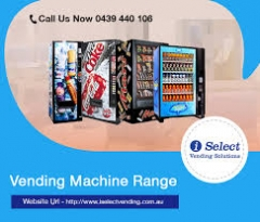 I Select Vending Solutions || 0439 440 106Mortlake, NSW 2137