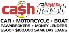 Cash Fast Loans - Car Pawnbrokers & MoneylendersNorth Parramatta, NSW 2151