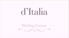 d'Italia Wedding Couture