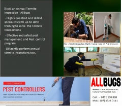 All Bugs Termite Management Services