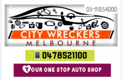CITY WRECKERS MELBOURNE