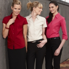 Branded company clothing and uniforms