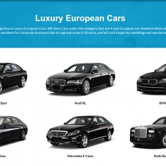 Luxury European Cars