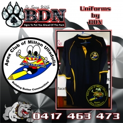 Uniforms and Embroidery