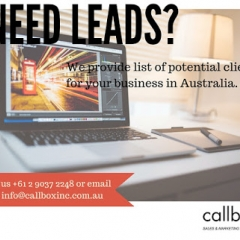 Sales and Marketing Solutions - B2B Lead Generation