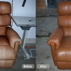 Leather Repair, Vinyl Restoration and Plastic Renewal Services