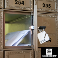 Mail Boxes Services