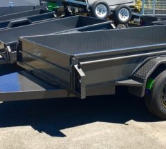 Trailer Manufacturers, Excavator Trailer, Tradesman Trailers, Off Road Trailer, Car Trailers For Sale, Camper Trailers