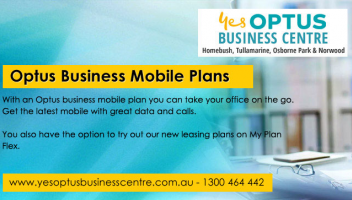 Optus Small Business Phone Plans, Optus Small Business Phone Plans