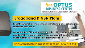 NBN Broadband Plans, Optus Office Broadband, Optus NBN Plans, NBN Internet Plans