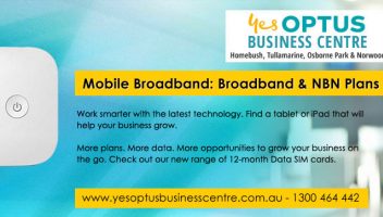 NBN Broadband Plans, Optus Mobile Broadband Plans, Optus Nbn Broadband Plans