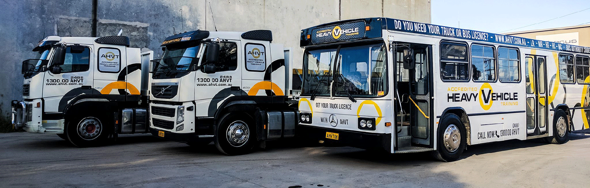 AHVT Truck Licence gallery