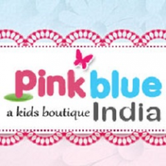 Pink Blue India profile image