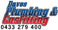 Daves Plumbing and Gas Fitting profile image
