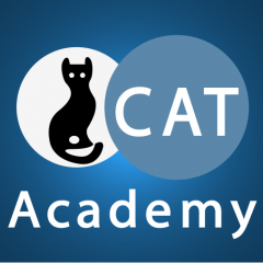 Cat academy profile image