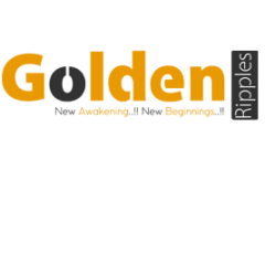 Golden ripple profile image