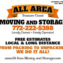 All Area Moving and Storage profile image