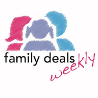 Family Deals Weekly profile image