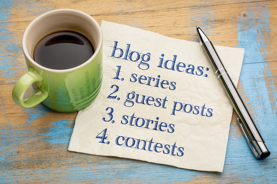 Blogging Ideas for Your Personal Blog