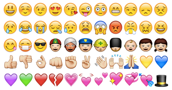 The Meteoric Rise of the Emoji