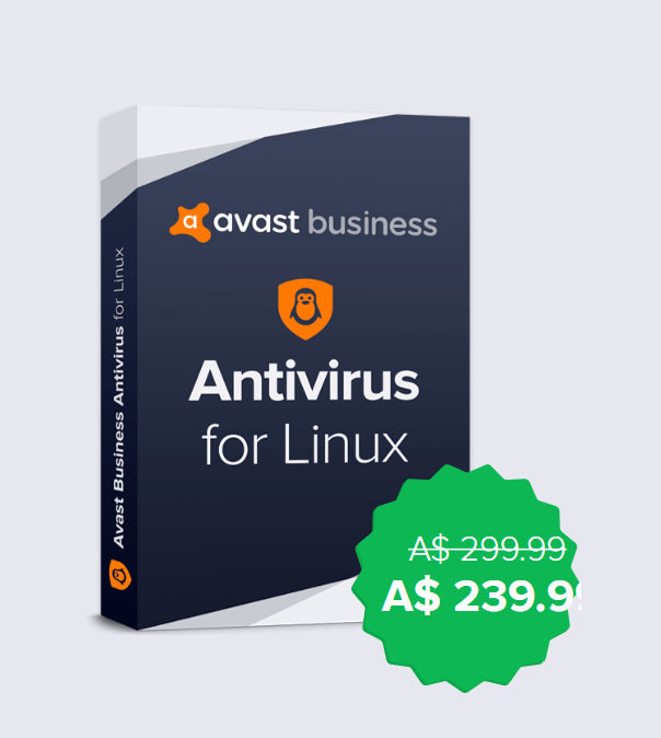 20% off Avast Business Antivirus for Linux