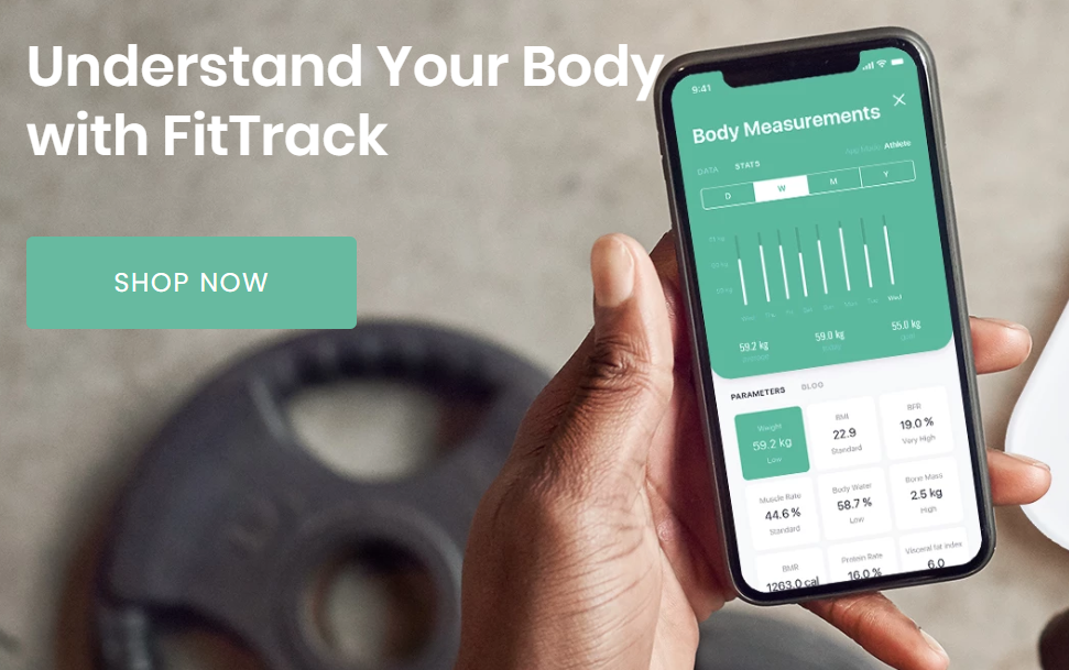 FitTrack: Track your health to a fitter lifestyle