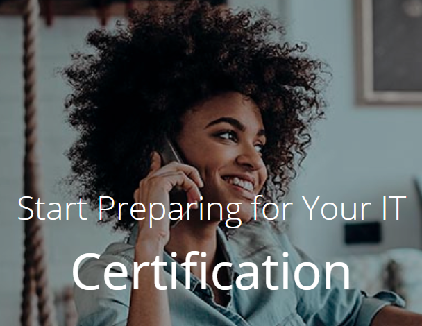 Pass IT certifications or your money back