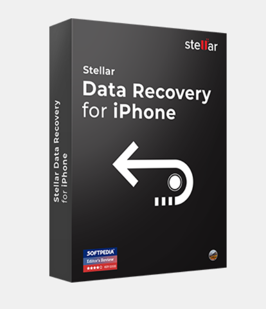 Stellar: Recover data from iPhones