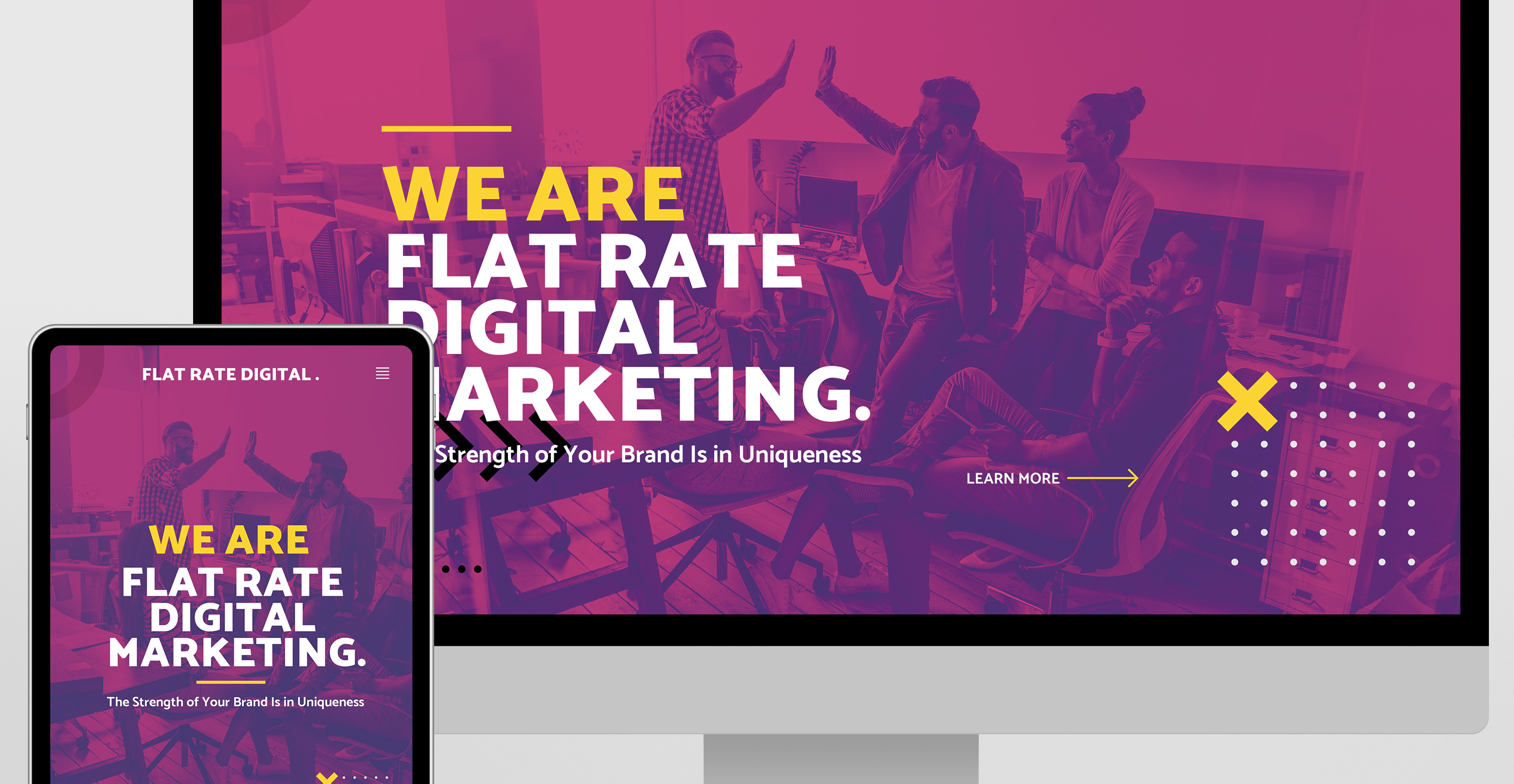 33% Off Unlimited Digital Marketing Services