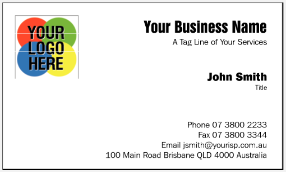 Clickbusinesscards.com.au