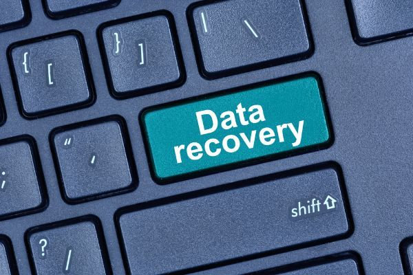 Business data recovery services