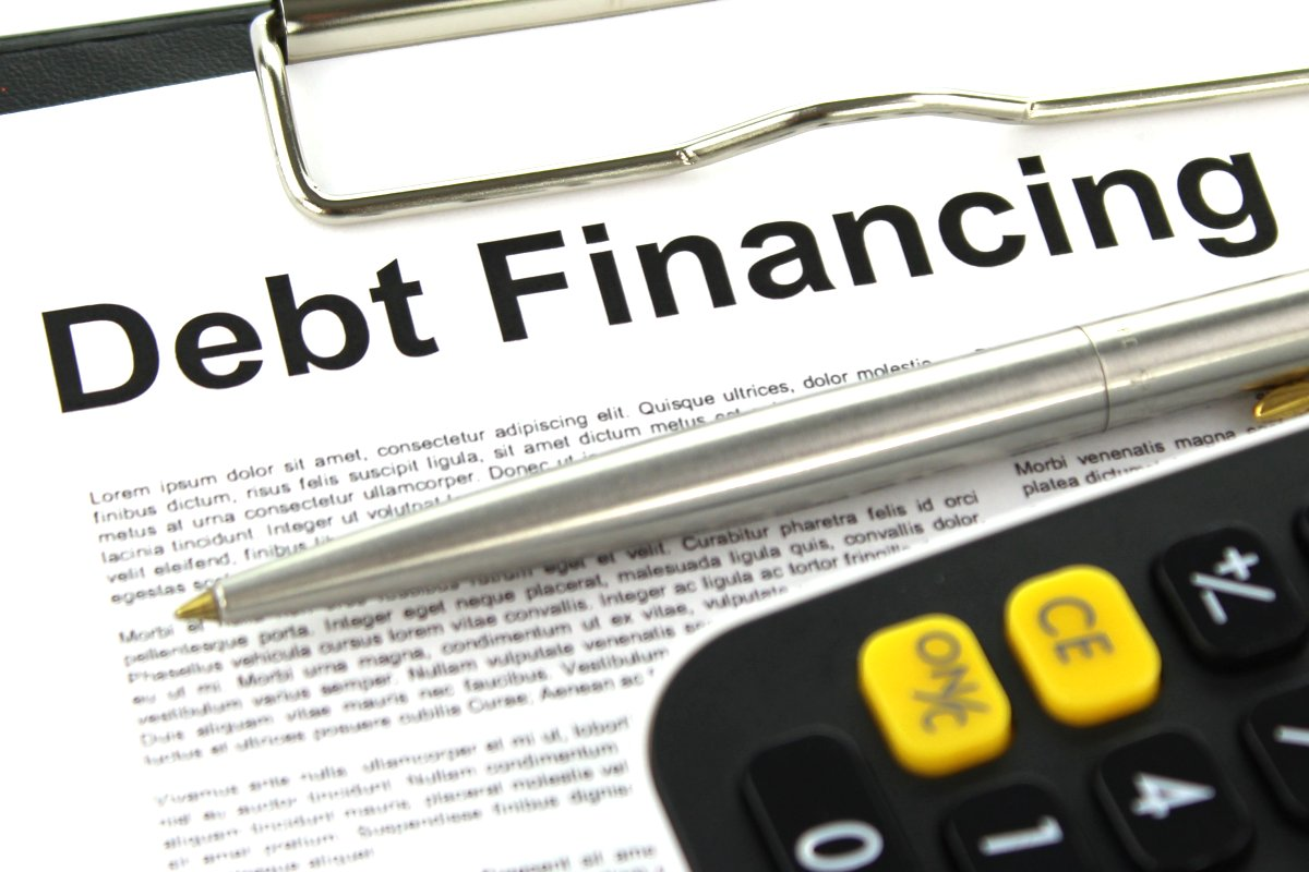 Debt finance - non-banks