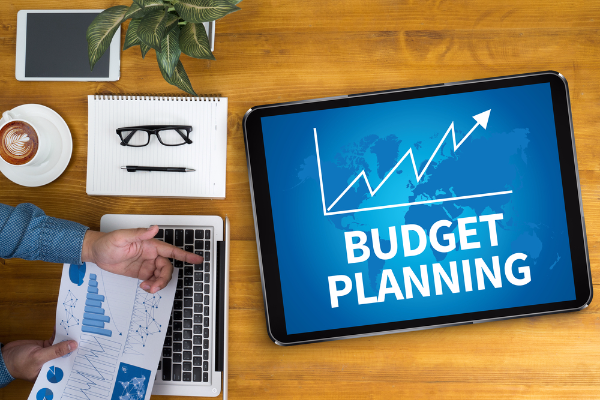 Forecast and budgeting