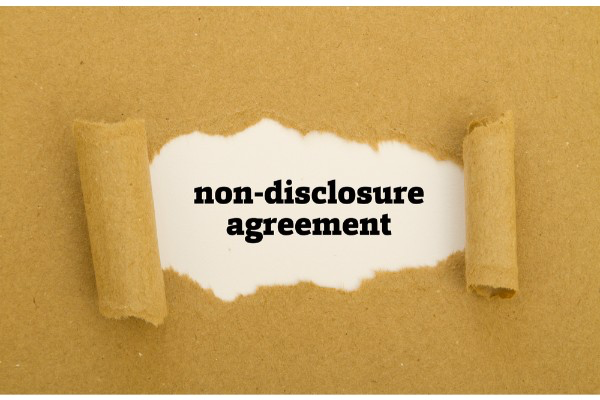 Non-disclosure agreements (NDAs)