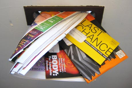 What My Junk Mail Can Teach You About Marketing