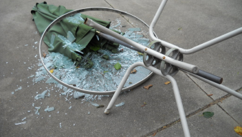 A Business Lesson From a Broken Glass Table