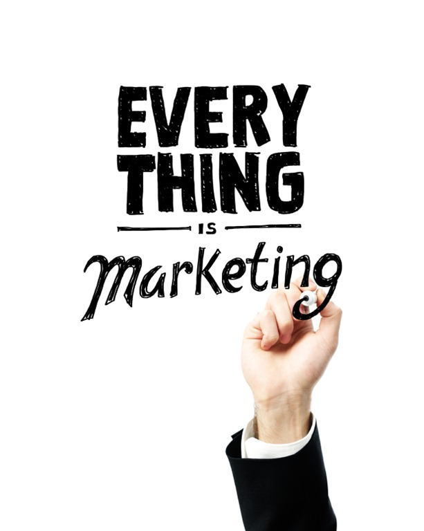 Define marketing for a marketer