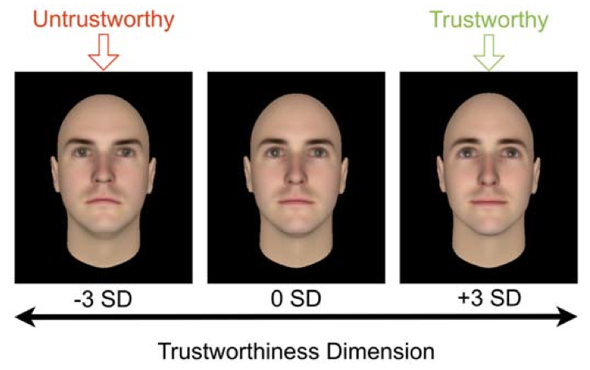 The Trustworthiness Of Beards - Does A Beard Build Trust?